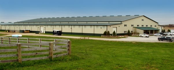 Eden Park Equestrian Complex