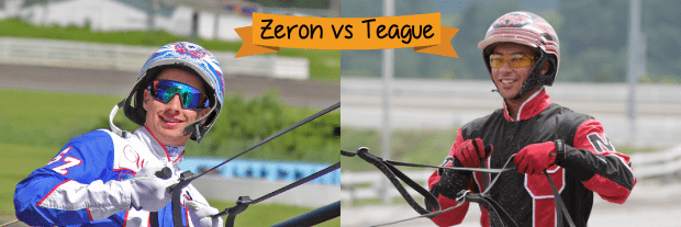 Zeron vs Teague