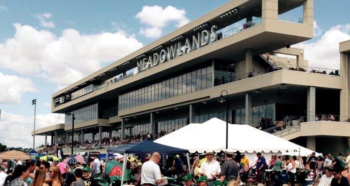 Meadowlands Grandstand (Hambletonian Day 2015)
