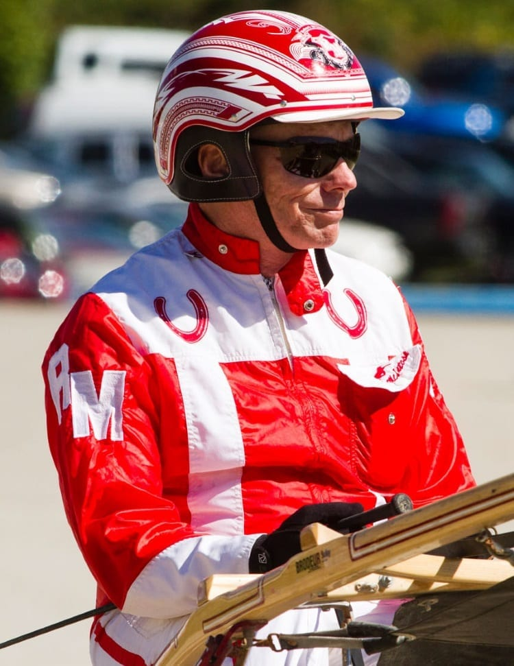 Trainer Bob McIntosh has L A Delight and much more in his arsenal this year | Dave Landry