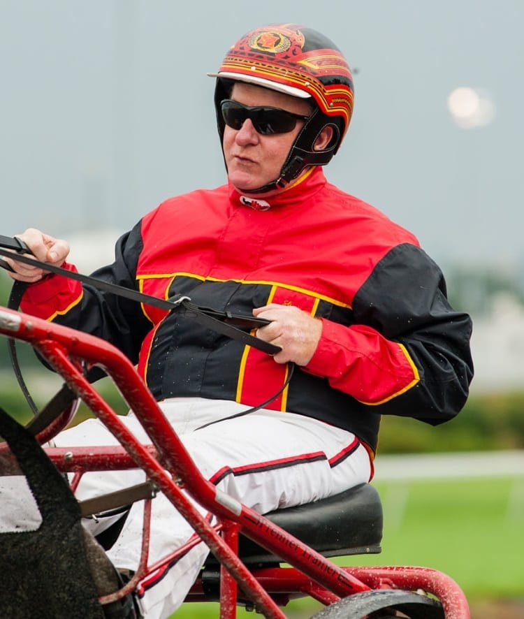Steve Elliott is looking forward to working with Boston Red Rocks, the Dan Patch 2yocp of the year | Dave Landry