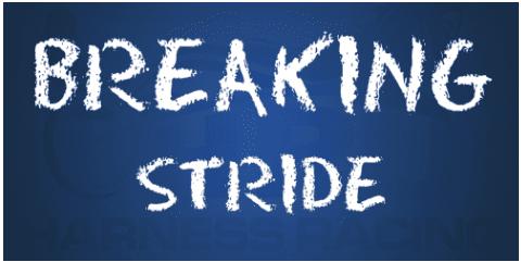 Breaking Stride
