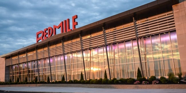 The historical racing parlor at Red Mile | Courtesy Red Mile