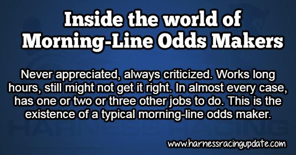 Morning Line