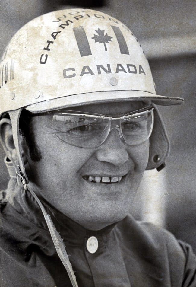 Herve Filion | Courtesy Canadian Horse Racing Hall of Fame