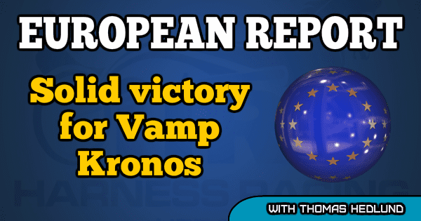 Solid victory for Vamp Kronos