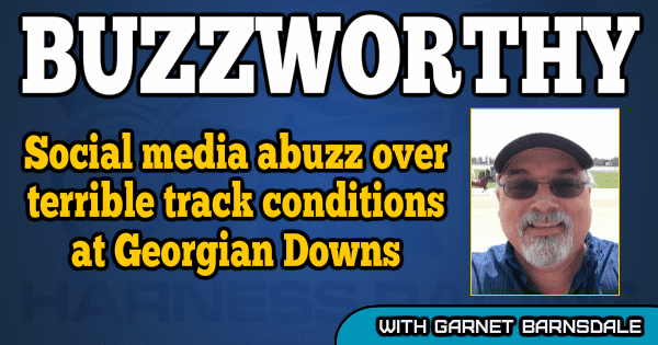 Social media abuzz over terrible track conditions at Georgian Downs