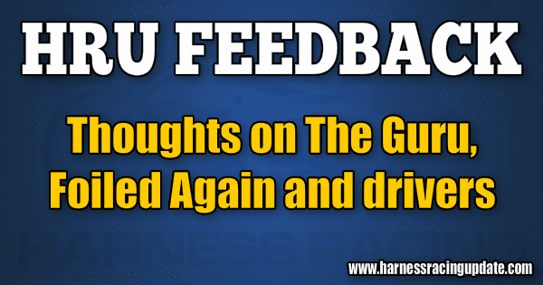 Thoughts on The Guru, Foiled Again and drivers