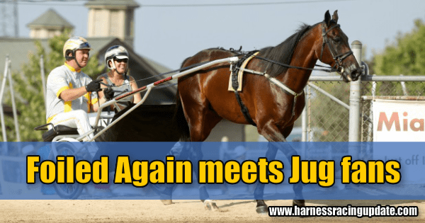 Foiled Again meets Jug fans