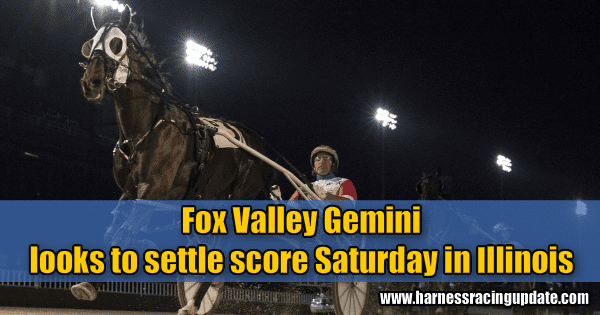Fox Valley Gemini looks to settle score Saturday in Illinois