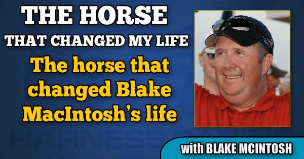 The horse that changed Blake MacIntosh's life