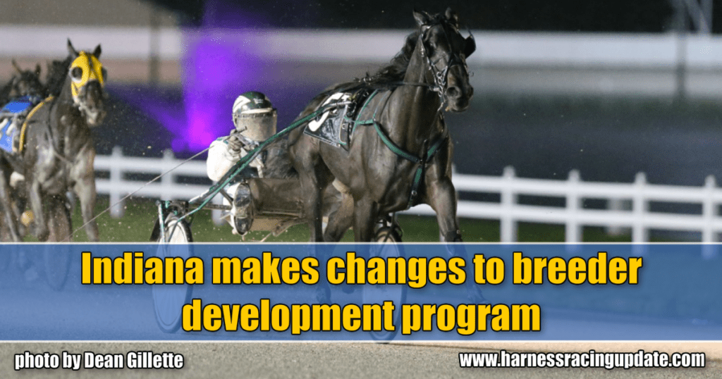 Indiana makes changes to breeder development program