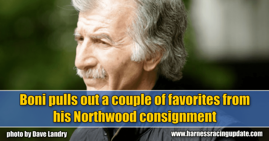 Boni pulls out a couple of favorites from his Northwood consignment