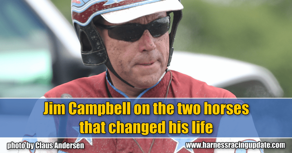 Jim Campbell on the two horses that changed his life