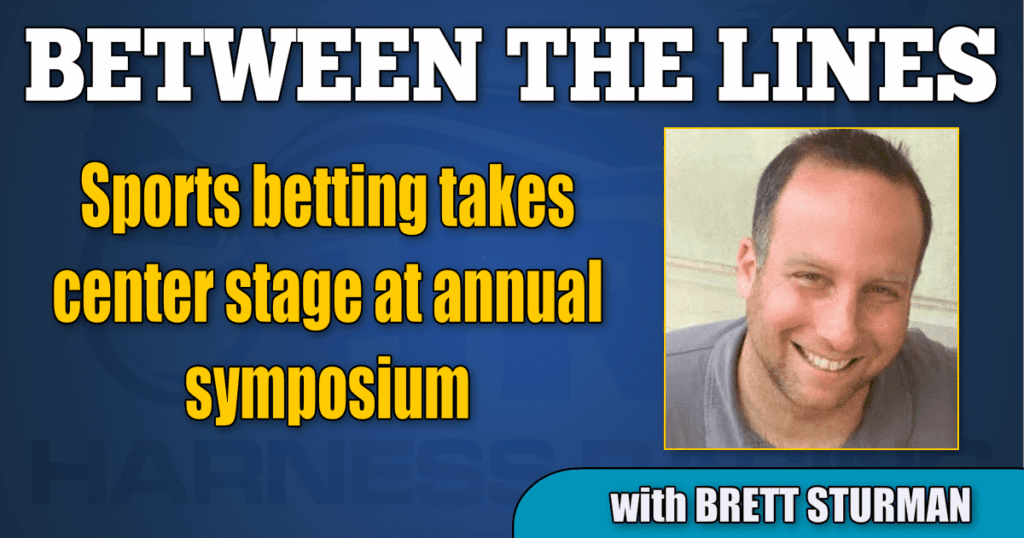 Sports betting takes center stage at annual symposium