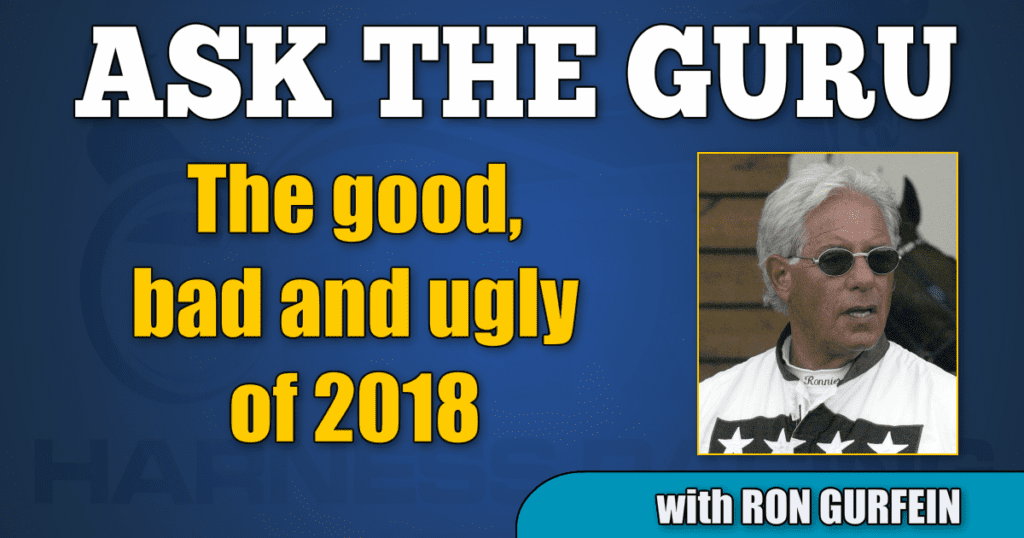 The good, bad and ugly of 2018