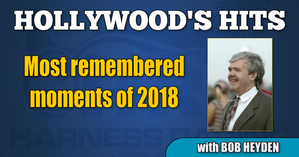Most remembered moments of 2018