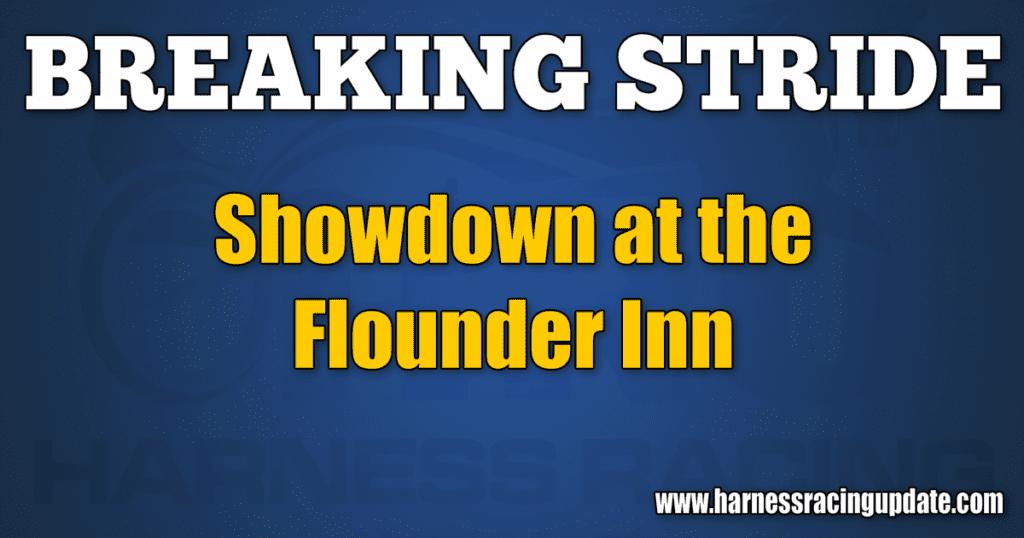 Showdown at the Flounder Inn