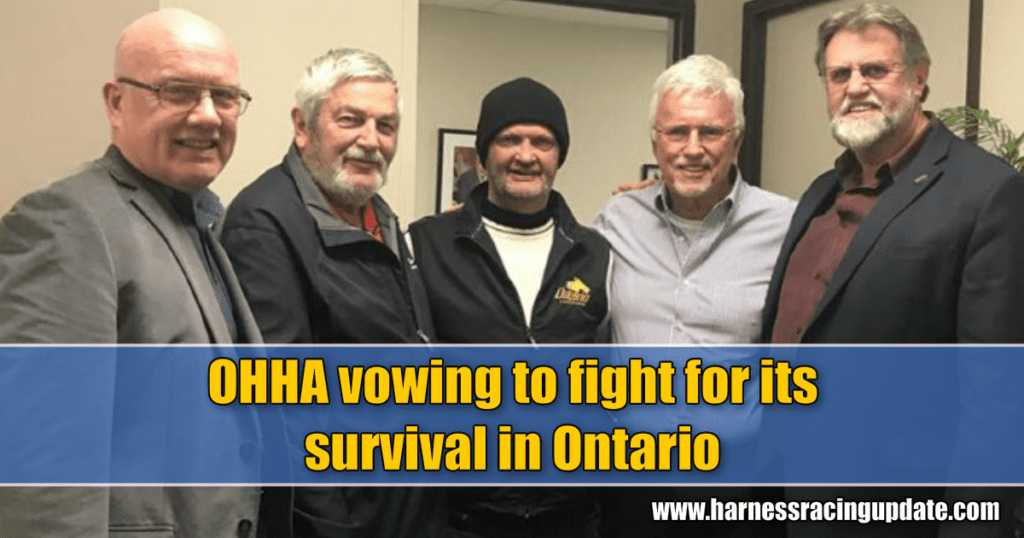 OHHA vowing to fight for its survival in Ontario