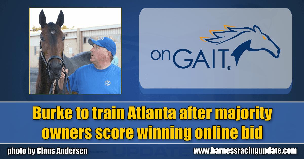 Burke to train Atlanta after majority owners score winning online bid