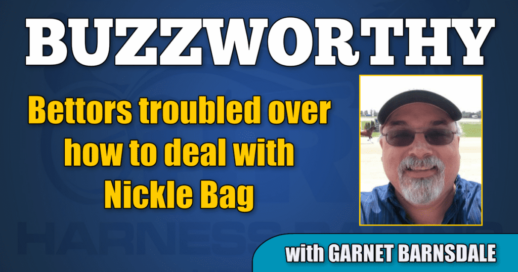 Bettors troubled over how to deal with Nickle Bag
