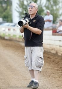 Dave Landry | USTA photographer Mark Hall, who will be inducted into the Communicators' Hall of Fame this summer, said photographing Niatross winning the 1980 Little Brown Jug was a life-changer.