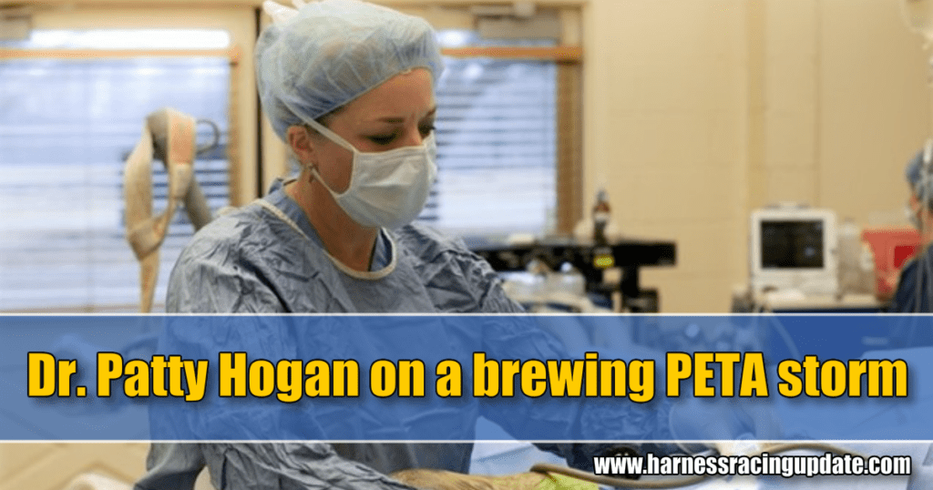 Dr. Patty Hogan on a brewing PETA storm