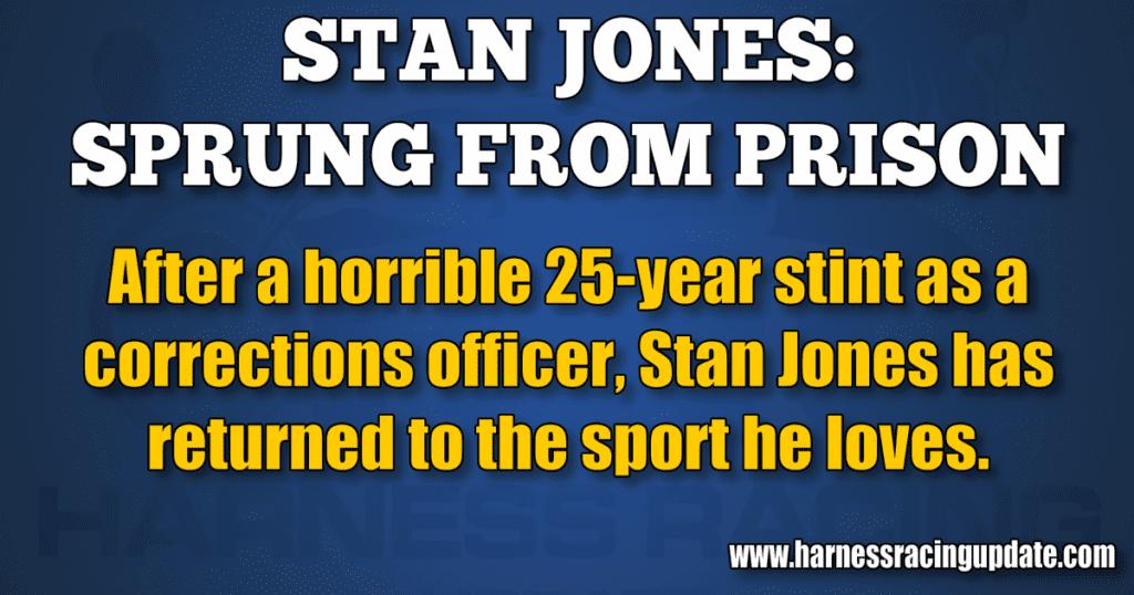 Stan Jones: Sprung from prison