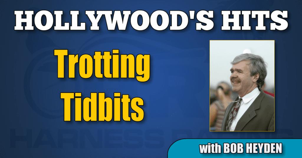 Trotting Tidbits