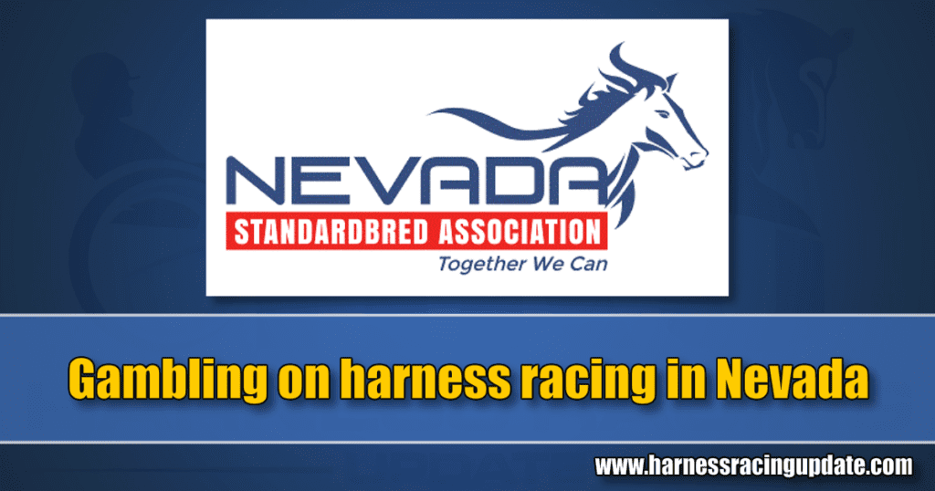 Gambling on harness racing in Nevada