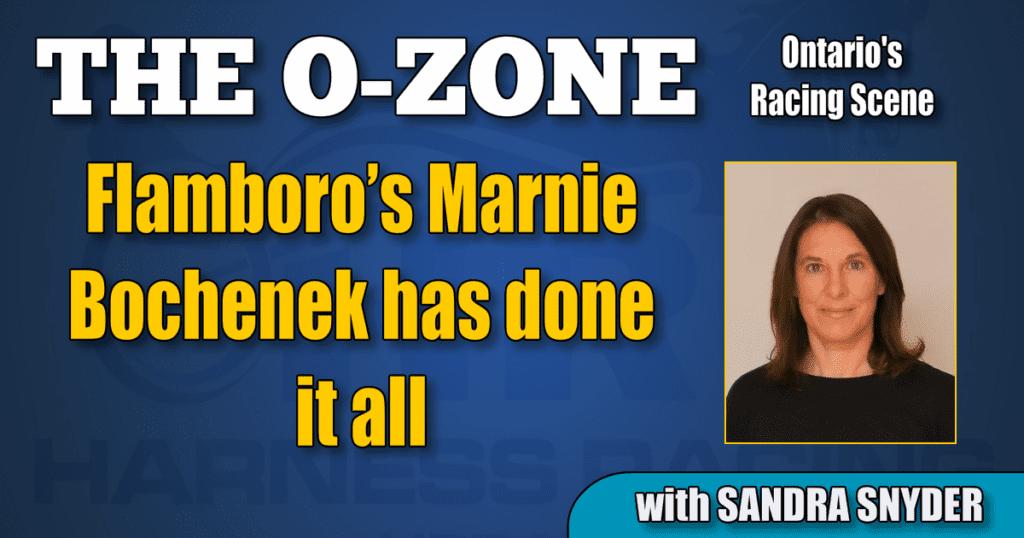Flamboro's Marnie Bochenek has done it all