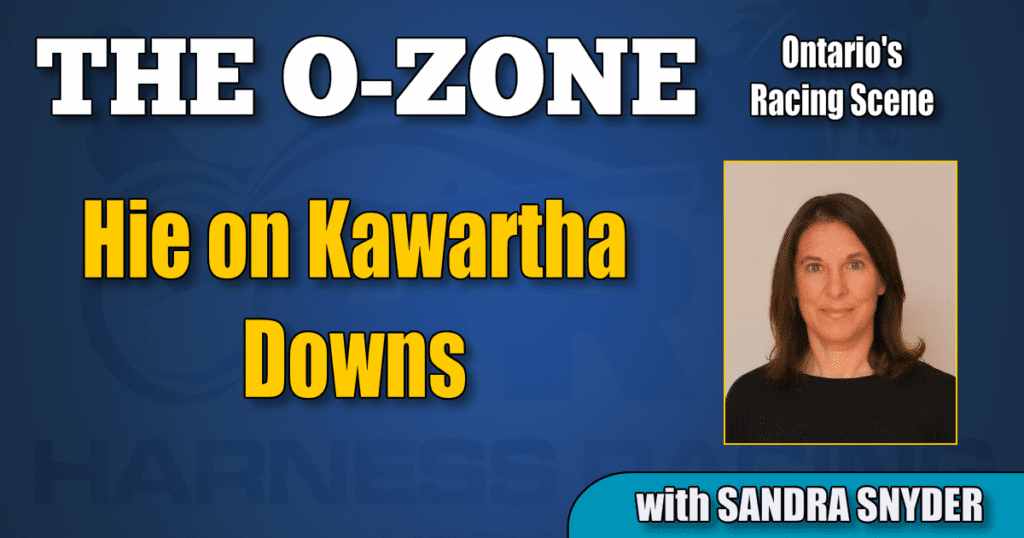 Hie on Kawartha Downs