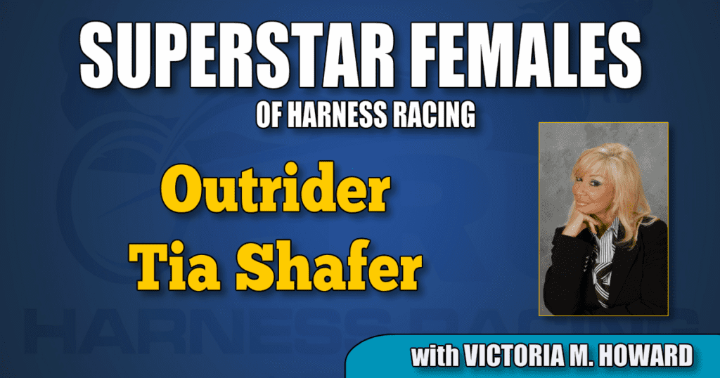 Outrider Tia Shafer
