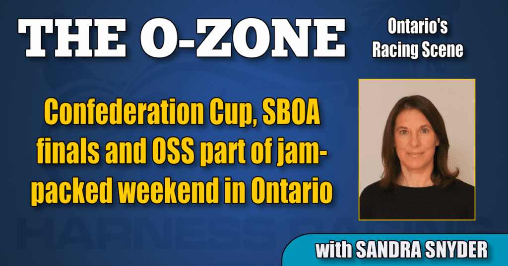 Confederation Cup, SBOA finals and OSS part of jam-packed weekend in Ontario