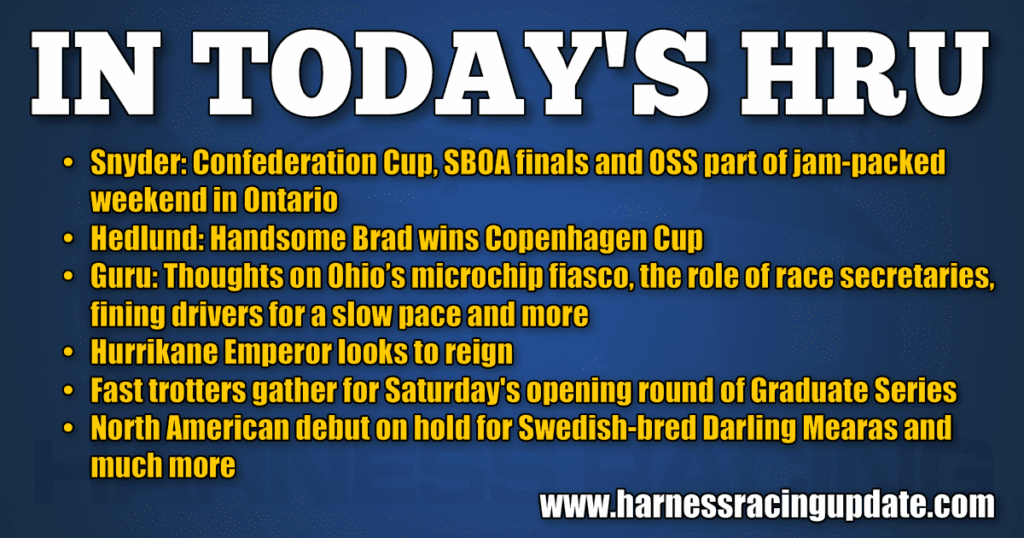 Confed Cup, SBOA, OSS part of jam-packed Ontario weekend