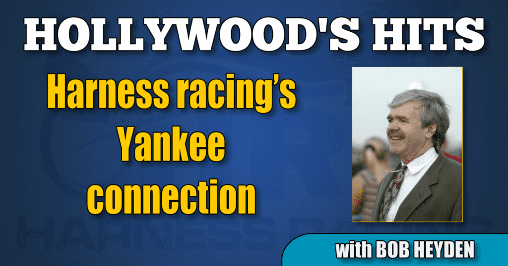 Harness racing's Yankee connection