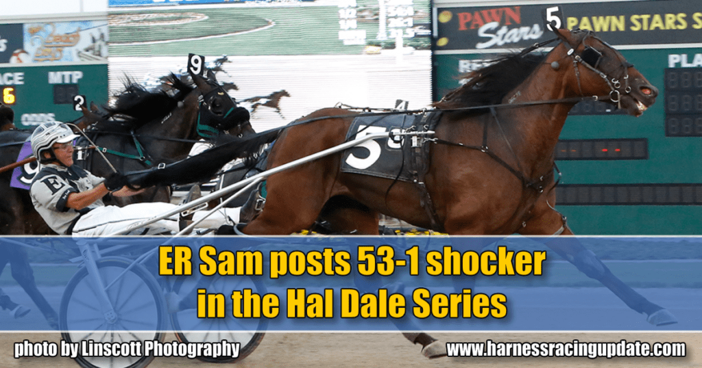 ER Sam posts 53-1 shocker in the Hal Dale Series