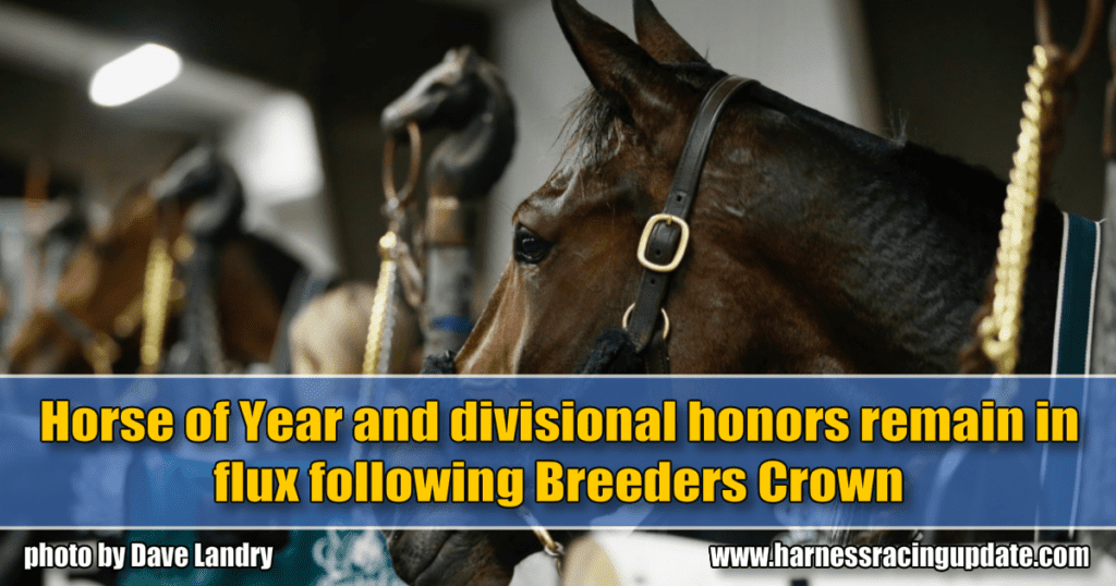 This year it likely won't come down to the Breeders Crown