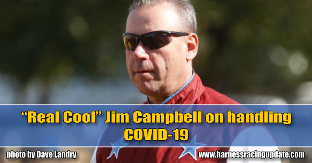 """""""Real Cool"""" Jim Campbell on handling COVID-19"""