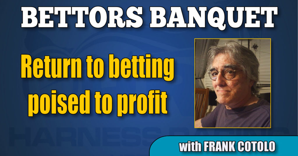 Return to betting poised to profit