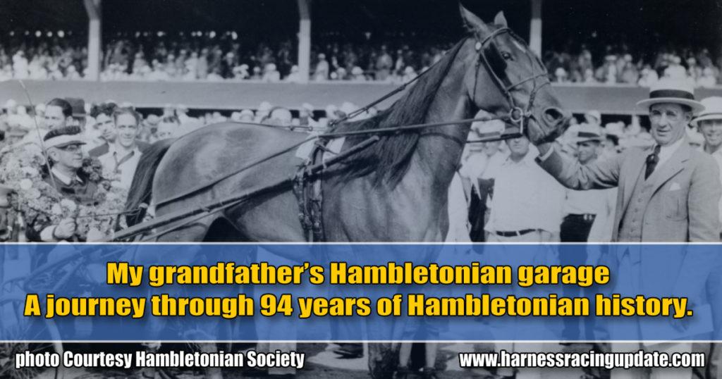 A journey through 94 years of Hambletonian history.