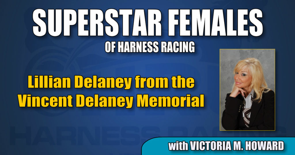 Lillian Delaney from the Vincent Delaney Memorial