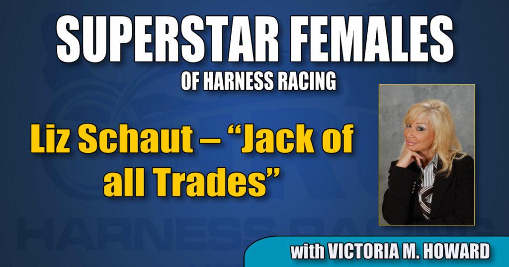 """Liz Schaut – """"Jack of all Trades"""""""