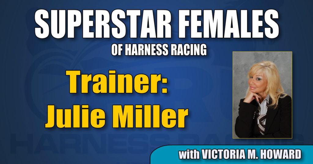 Trainer Julie Miller