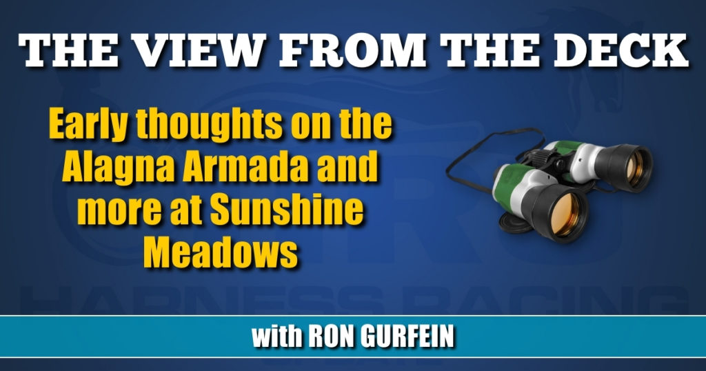 Early thoughts on the Alagna Armada and more at Sunshine Meadows