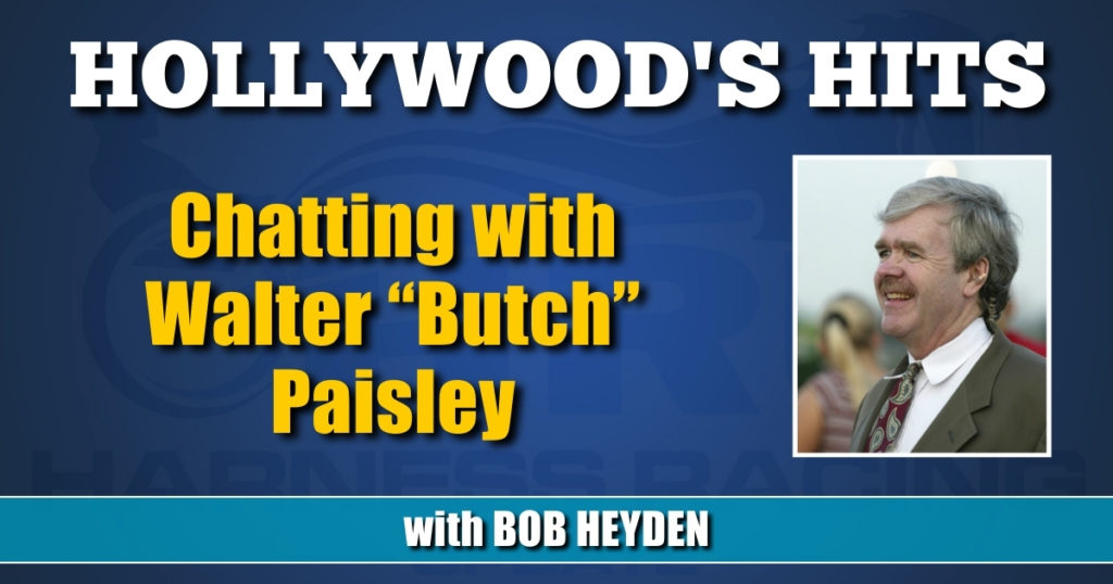 """Chatting with Walter """"Butch"""" Paisley"""