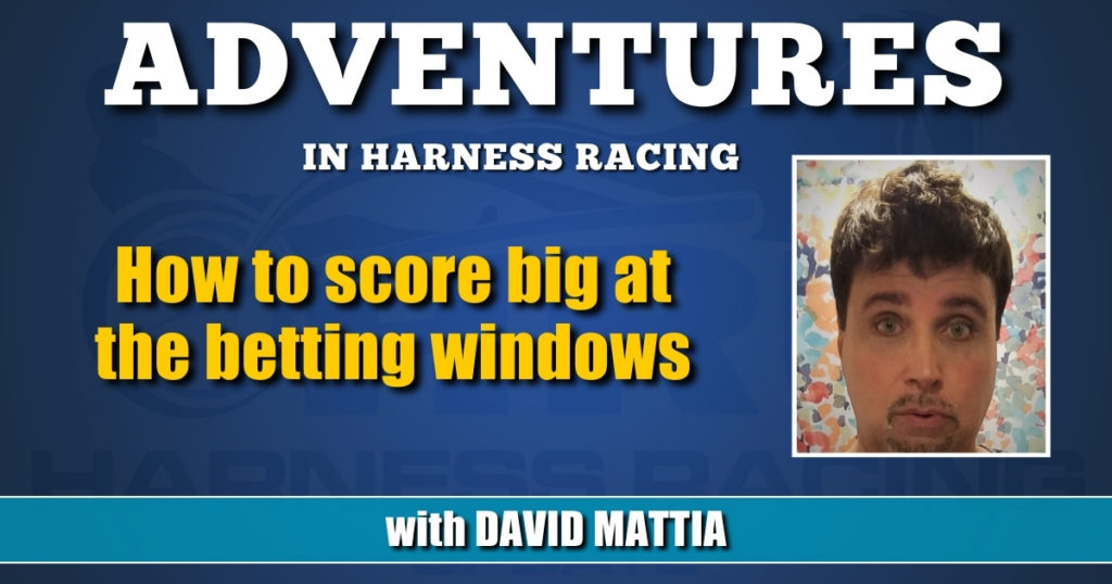 How to score big at the betting windows