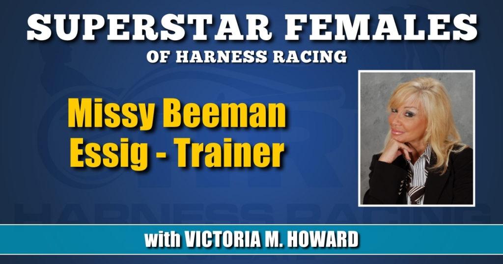 Missy Beeman Essig — Trainer