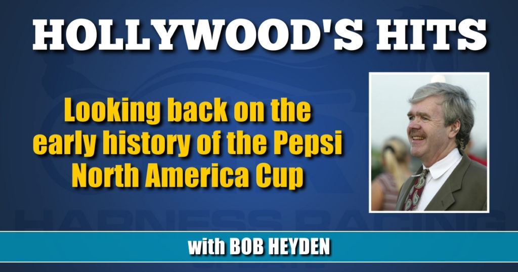Looking back on the early history of the Pepsi North America Cup