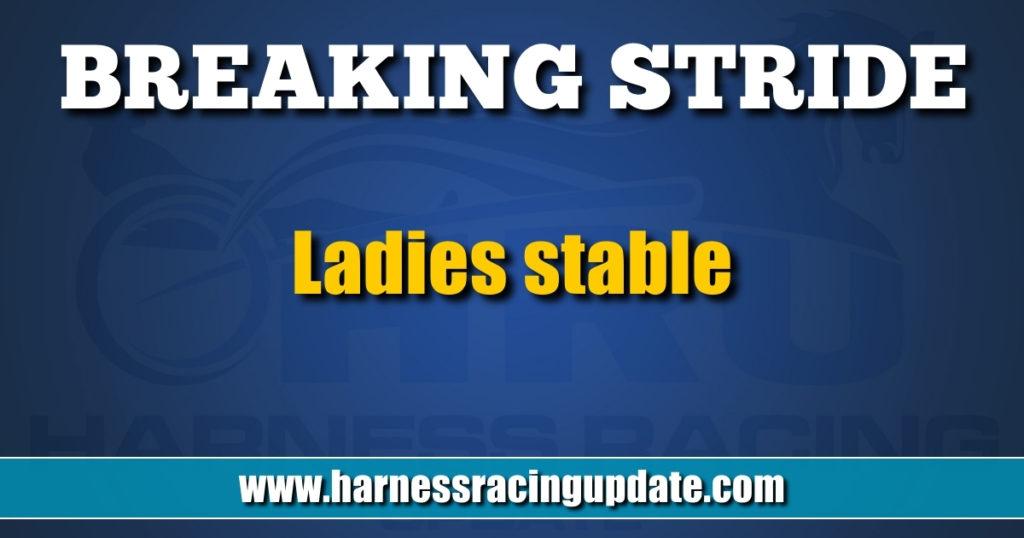Ladies stable